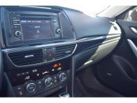 This Mazda Mazda6 has a L4, 2.5L; DOHC 16V high output
