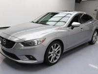 This awesome 2014 Mazda Mazda6 comes loaded with the