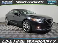 2014 Mazda Mazda6 COVERED BY OUR NATIONWIDE & UNLIMITED