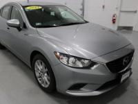 Clean CARFAX. 2014 Mazda Mazda6 i Silver All Books &