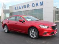 Mazda6 i Sport, ONLY 36K MILES, ALLOY WHEELS,