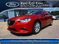 Options:  2014 Mazda Mazda6 I Sport|I Sport 4Dr Sedan