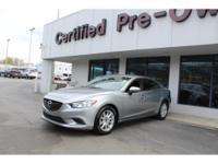 Options:  2014 Mazda Mazda6 I Sport|Come Test Drive