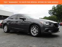 New Price! CARFAX One-Owner.2014 Mazda Mazda6 i