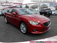 Here we have a 2014 Mazda Mazda6 i Touring which is a