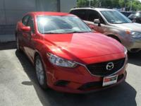 CARFAX One-Owner. Clean CARFAX. Soul Red Metallic 2014