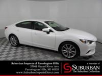 Mazda Certified, ABS brakes, Electronic Stability
