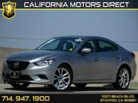 Options:  2014 Mazda Mazda6 I Touring|Carfax