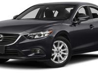 Mazda6 i Touring, 4D Sedan, SKYACTIV-G 2.5L I4 DOHC