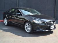 This 2014 Mazda Mazda6 4dr 4dr Sedan Automatic i