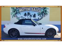 1-Owner clean CARFAX vehicle. This Miata is a blast to