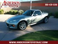 Super low mileage convertible! In great condition and