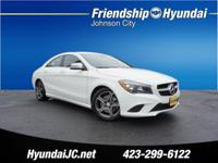 CARFAX One-Owner. White 2014 Mercedes-Benz CLA CLA 250