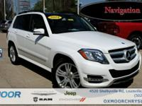 New Price! Mercedes-Benz GLK 3.5L V6 DOHC 24V CARFAX