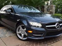This Mercedes Benz CLS-Class CLS550 7-Speed Automatic