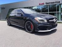 2014 Mercedes-Benz CLA CARFAX One-Owner. Clean CARFAX.
