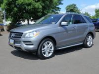 This 2014 Mercedes-Benz M-Class ML 350 is offered to