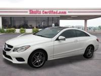 E 350 4MATIC , 2D Coupe, 3.5L 6-Cylinder DOHC, 7-Speed