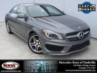 CARFAX ONE OWNER, SPORT PACKAGE, MERCEDES-BENZ