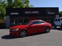 2014 Mercedes-Benz CLA250 now available through Gulf