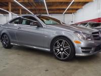 This 2014 Mercedes-Benz C-Class 2dr 2dr Coupe C 250 RWD