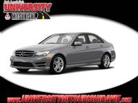 **HAGGLE FREE PRICING**Gray 2014 Mercedes-Benz C-Class