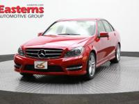 Options:  2014 Mercedes C250 4Dr Sdn C250 C250|Red|2014