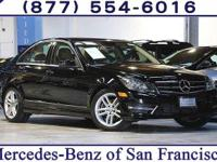 Mercedes Certified and Clean Carfax. Multimedia Package