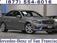 New Price! Certified. CARFAX One-Owner. Mercedes