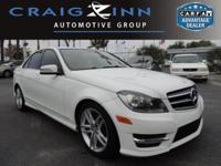 PREMIUM & KEY FEATURES ON THIS 2014 Mercedes-Benz