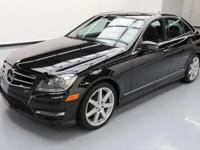 2014 Mercedes-Benz C-Class with Premium 1 Package,1.8L
