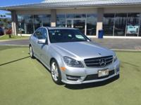 This 2014 Mercedes-Benz C-Class C250 Sport is proudly