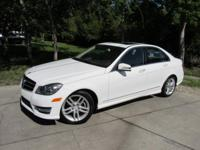 This 2014 Mercedes-Benz C-Class 4dr 4dr Sedan C 250