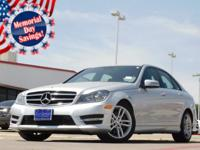 2014 Mercedes-Benz C-Class Iridium Silver Metallic