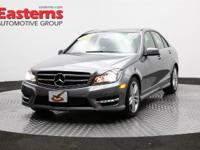 Options:  2014 Mercedes C300 4Dr Sdn C300