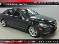 1-OWNER!! CLEAN VEHICLE!! AWD!! C300W4!! SPORT!! PWR