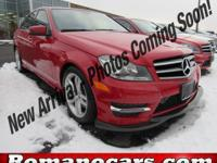 Introducing the 2014 Mercedes-Benz C-Class! Luxury