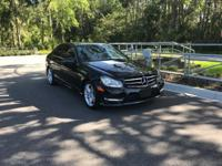 C 300 Sport trim. LOW MILES - 41,697! Moonroof, Heated