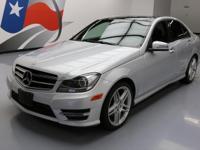 2014 Mercedes-Benz C-Class with 3.5L V6