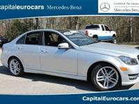 Mercedes Benz Certified Unlimited Mileage Warranty!