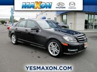 This 2014 Mercedes-Benz C-Class C250 Sport is offered