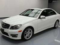 2014 Mercedes-Benz C-Class with Premium 1 Package,3.5L