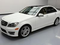 This awesome 2014 Mercedes-Benz C-Class 4x4 comes