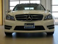 Stk # 24243: Gorgeous White w/Almond c300 4matic Sedan;