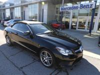 CARFAX One-Owner. Mercedes-Benz Certified. Black 2014