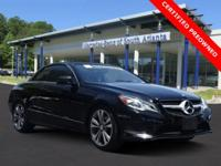 CARFAX One-Owner. Certified. 2014 Black Mercedes-Benz