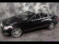 This 2014 Mercedes-Benz E350 Cabriolet epitomizes the
