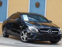 ENJOY 32MPGSuper sharp and clean 2014 Benz CLA 250