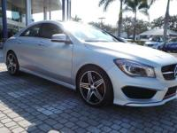 Call about this ***Certified Pre-Owned*** CLA250 4-Door