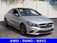 2014 Mercedes-Benz CLA-Class CLA250 NAVIGATION,